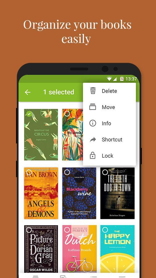 Universal Book Reader Screenshot 3