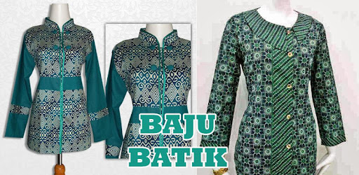 Model Baju Batik Kantor Wanita Apps On Google Play