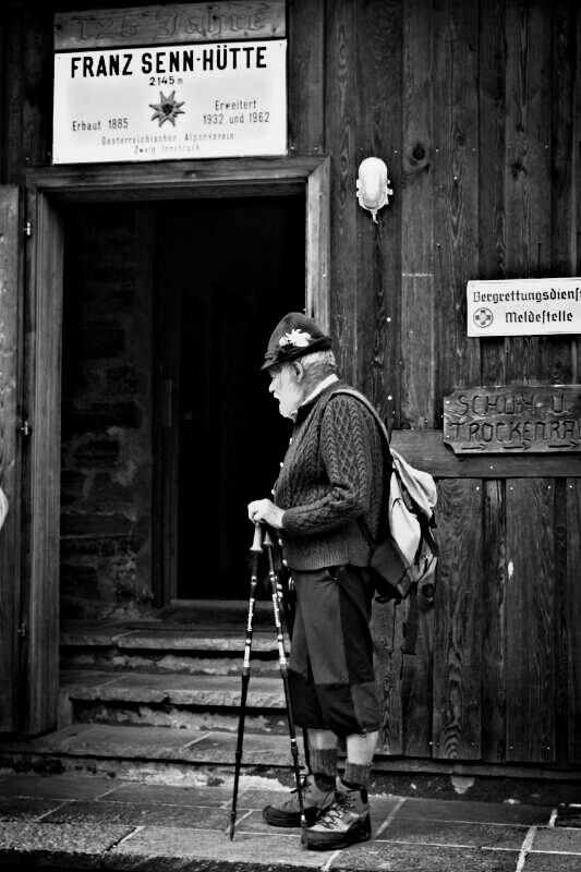 Austria 2013. Il rifugio  di SuonatoreJones