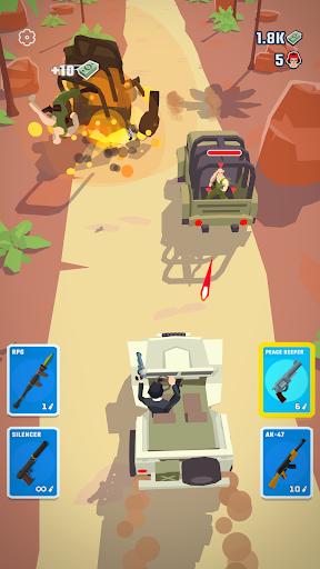 Agent Action 1.2.0 screenshots 2