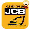 JCB Dozer Excavator Game 2019 icon