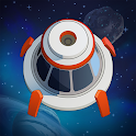 Asteronium: Idle Tycoon - Space Colony Simulator icon