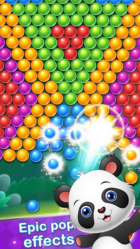 Free Download New Bubble Shooter : Bubble Panda Pop Rescue 1 2 0 APK