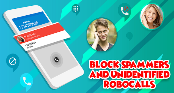 Call Blacklist - Spam Call Blocker - náhled