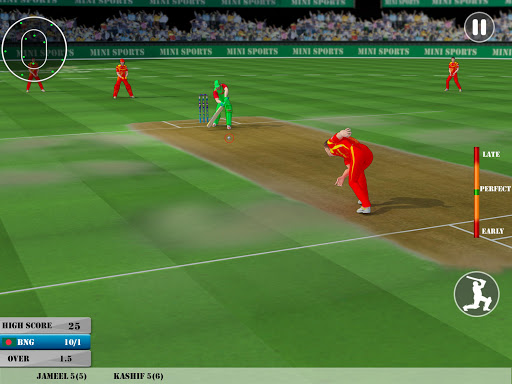 Cricket World Tournament Cup  2020: Play Live Game screenshots 10