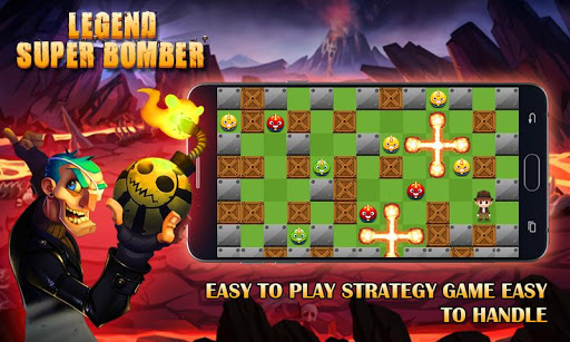 Super Bomber Legend APK MOD – ressources Illimitées (Astuce) screenshots hack proof 2