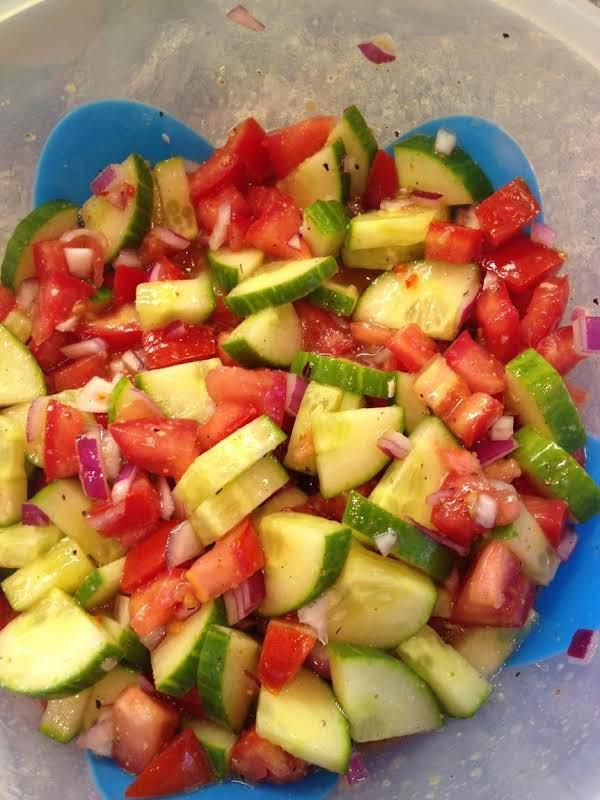 Cool Summer Salad Just A Pinch Recipes