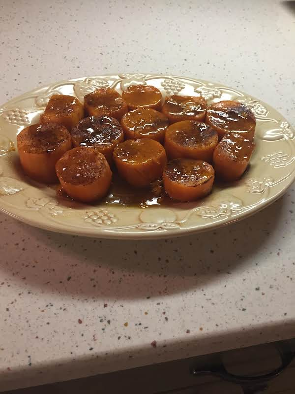 Easy Cinnamon Sugar Baked Sweet Potatoes Recipe
