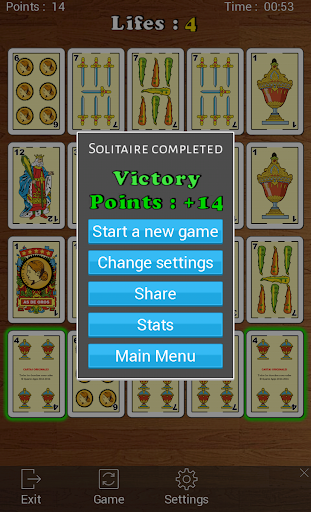 Solitaire pack  screenshots 13
