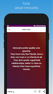 Download Psychology Facts For PC Windows and Mac apk screenshot 8