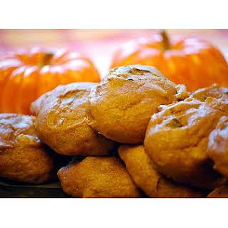 Pumpkin Raisin Chocolate Cookie.