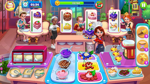 Cooking World: Cook, Serve in Casual & Design Game 1.0.6 screenshots 2