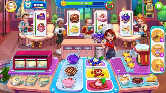 Cooking World: Cook,Serve & Design Your Resort! 1