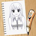 How to Draw Manga Anime APK