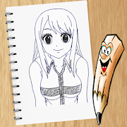 App How to Draw Manga Anime APK for Windows Phone