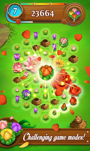 Blossom Blast Saga  screenshots 2