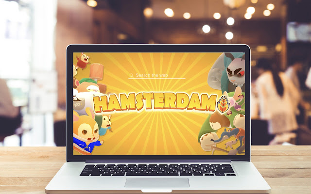 Hamsterdam HD Wallpapers Game Theme