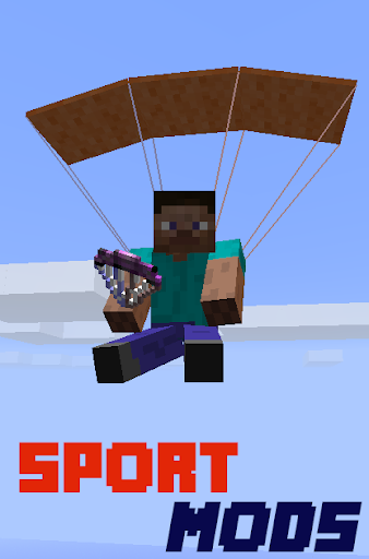 Sport MODS For MCPE