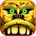 Scary Princess Running Game - Temple Final Run icon
