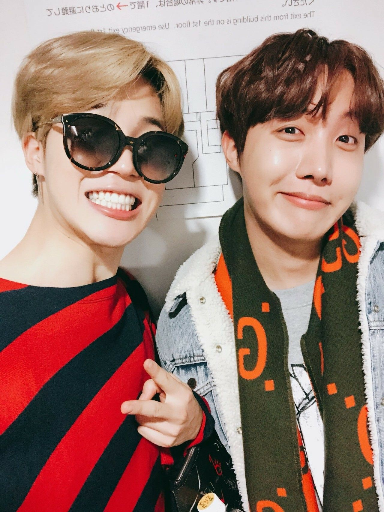 Here's Why J-Hope And Jimin Are The Only BTS Members Who Share A Room