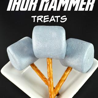 Simple Thor Hammer Treats.