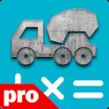 Concrete Calculator Pro icon