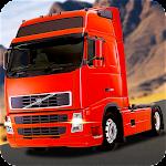 Truck Driving school 3D Icon
