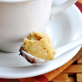 1-Minute Chocolate Chip Cookie in a Mug