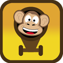 Cannonball Monkey Free icon