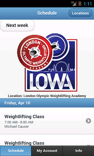 London Weightlifting Academy