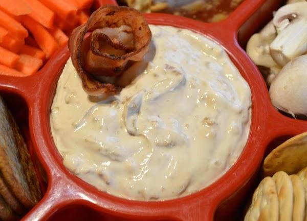 Bacon Horseradish Dip Recipe