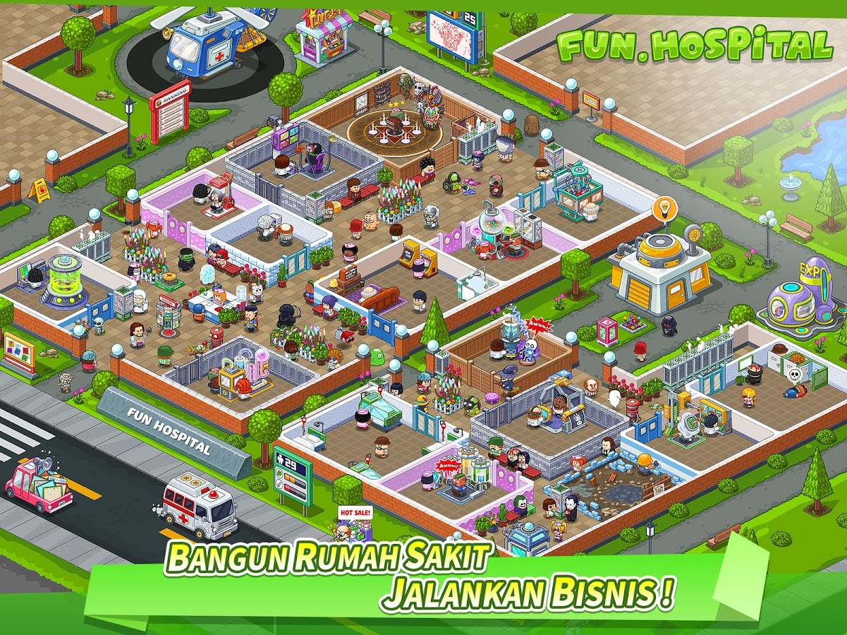 Fun Hospital Apl Android Di Google Play