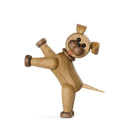 Happy - Dog Dekorationshund