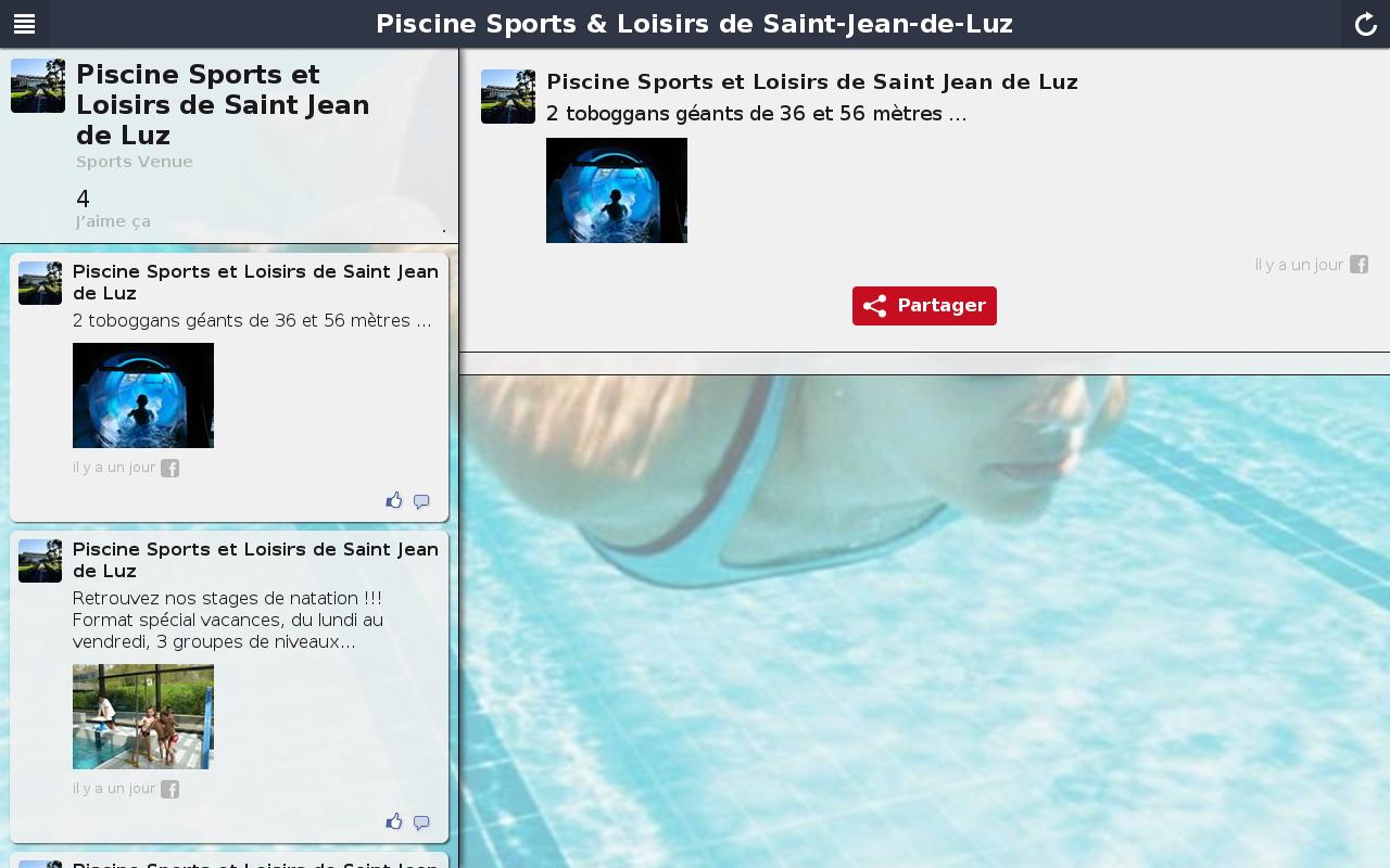 piscine de saint jean de luz android apps on google play