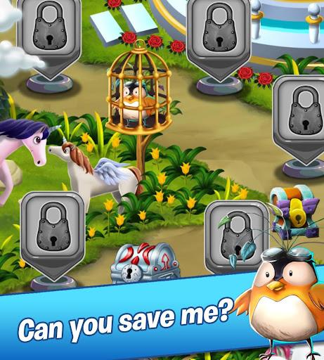 Hidden Mahjong Unicorn Garden 1.0.56 screenshots 4