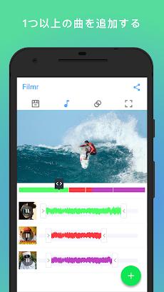 Filmr: 写真、クリップ、音楽などの簡単な動画編集アプリ ARのおすすめ画像2