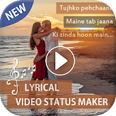 My Photo Lyrical Video Status Maker With Music