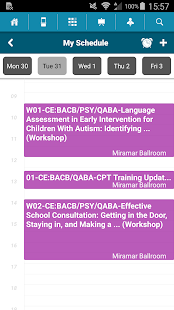 ABAI 11th Autism Conference- screenshot thumbnail