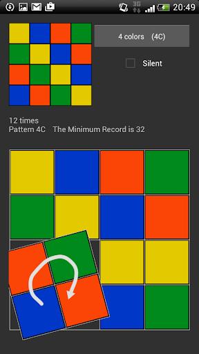 Cluring Rubik Color
