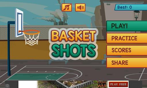 3D Basket Shots Pro