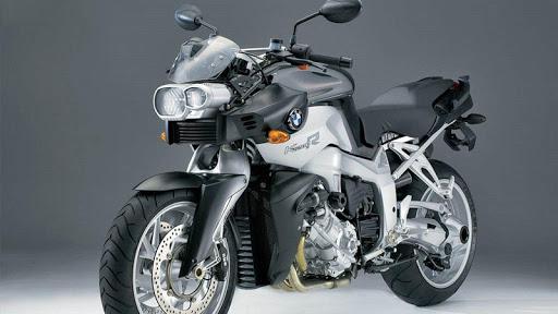 Cool BMW Motorcycles Wallpaper screenshots 3