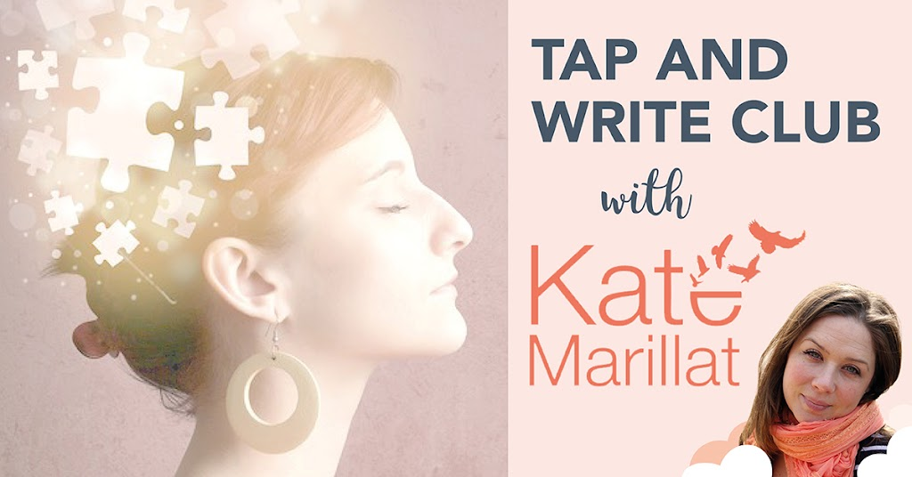 TAP AND WRITE WITH KATE MARILLAT