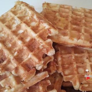Liege, Belgium Waffles.