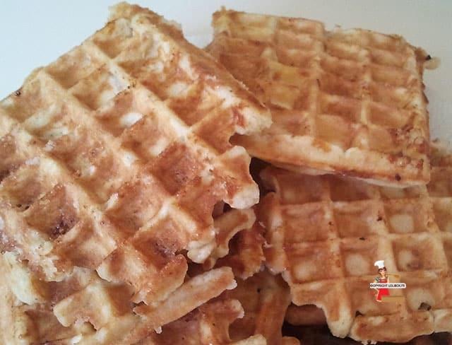 Liege, Belgium Waffles Recipe