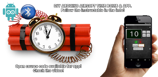 Arduino Airsoft Time Bomb - Apps on Google Play