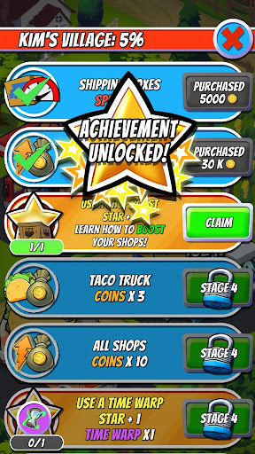 Tap Empire: Idle Tycoon Tapper & Business Sim Game screenshots 7