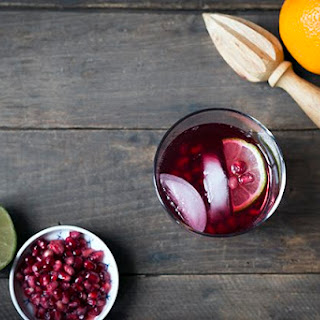 Pomegranate Cocktail Gin Recipes.