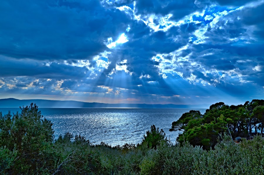 by Vjeko Begovic - Landscapes Cloud Formations