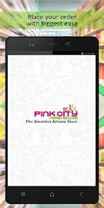 Pinkcitykirana -Online Grocery screenshot 0