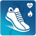 Pedometer |  Fitness Tracker | Be Better Everyday icon